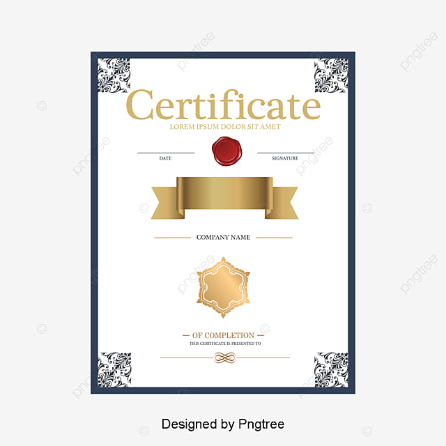 Certificate png vectors psd and icons for free download pngtree letter of appointment certificate vector material vector letter of appointment vector certificate classical yadclub Image collections