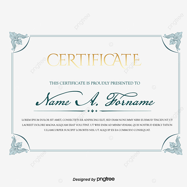 vector material certificate letter of appointment vector certificate letter of appointment certificate png