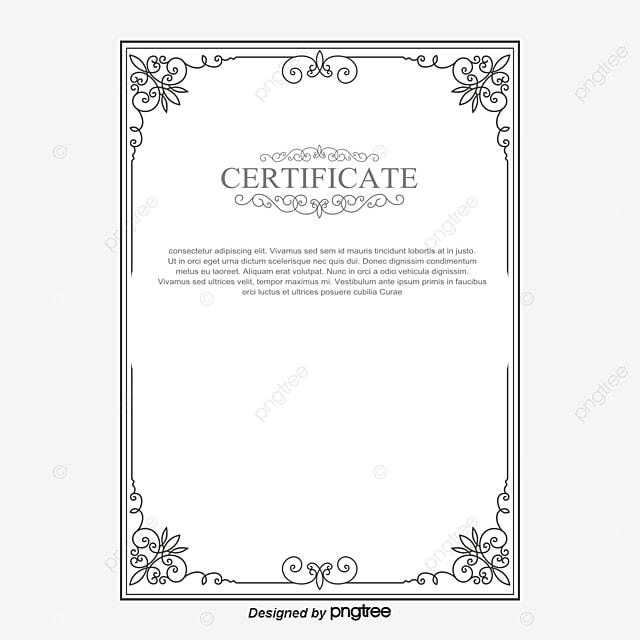 vector european border certificate letter of appointment vector certificate european certificate letter of