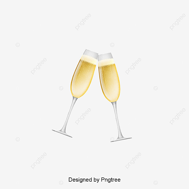 Champagne Transparent Png