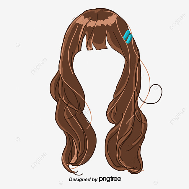 Wig Png Images Vectors And Psd Files Free Download On Pngtree