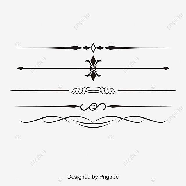 جميل جميل خطوط ناقلات خطوط فاصلة ناقلات جميل الخط الفاصل ناقلات جميل الخط الفاصل خط تقسم المواد الإبداعية Png وملف Psd للتحميل مجانا