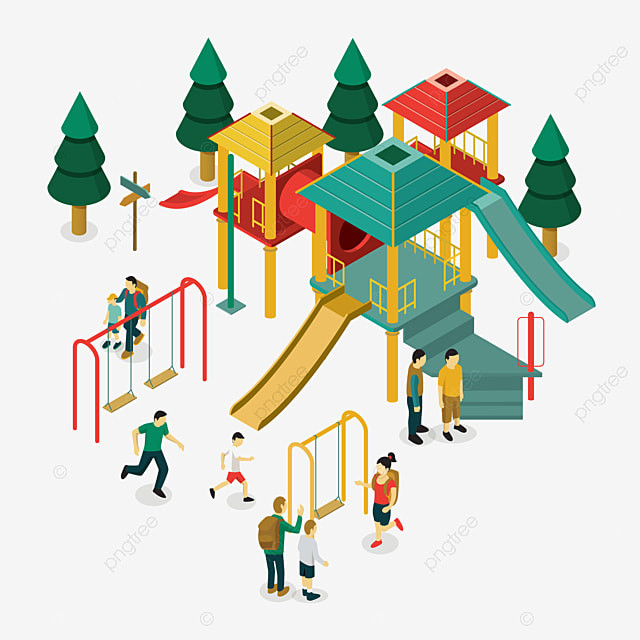 comics kindergarten playground cartoon kindergarten pleasure png rh pngtree com clipart playground images clipart playground games