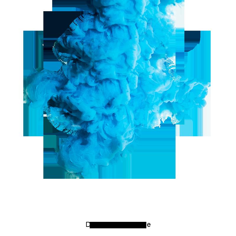 beautiful blue smoke vector blue vector smoke vector smoke vector png and vector