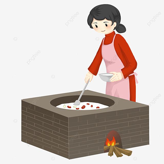 cartoon cook mom cartoon cartoon mom cooking png and