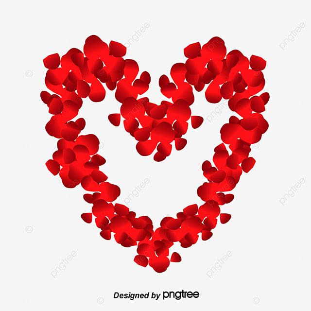 Rose Heart-shaped Frame, Rose Clipart, Frame Clipart, Rose PNG Image ...