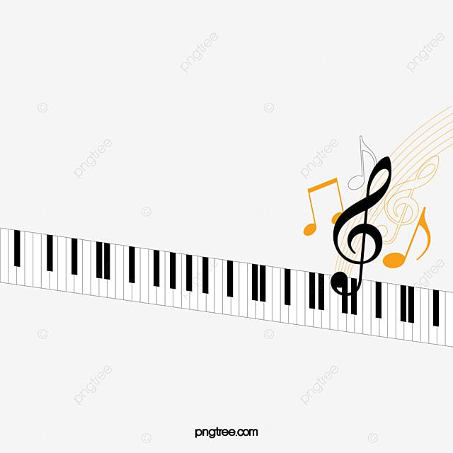 Vector Musical Symbol Symbol Vector Vector Piano Keyboard Png And