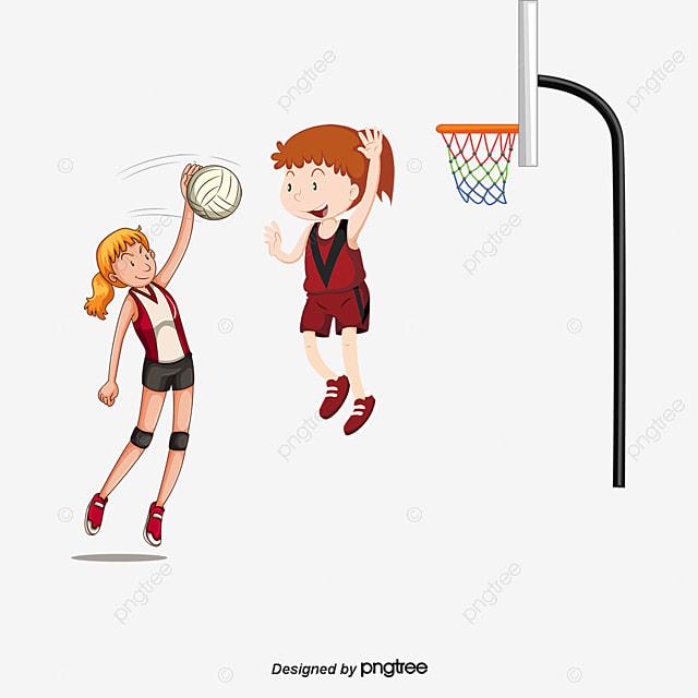 Desenhos animados para jogar basquete., Cartoon, Jogar Basquete, Figuras Do EsportePNG e PSD