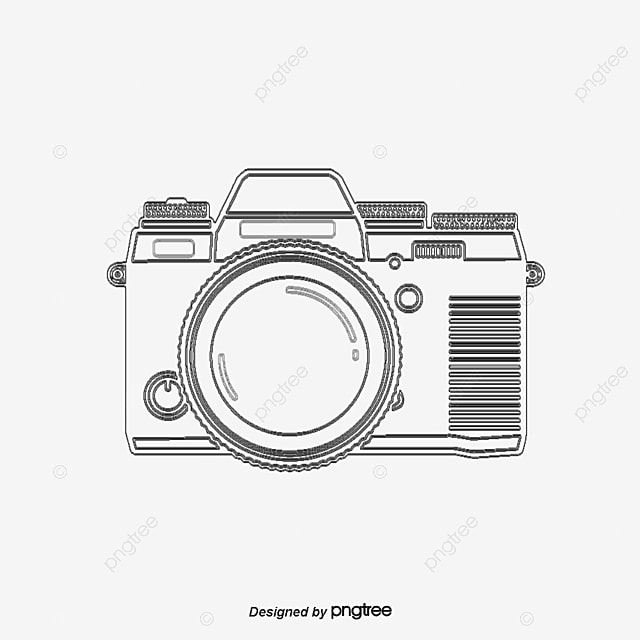 This is a picture of Universal Canon Camera Drawing