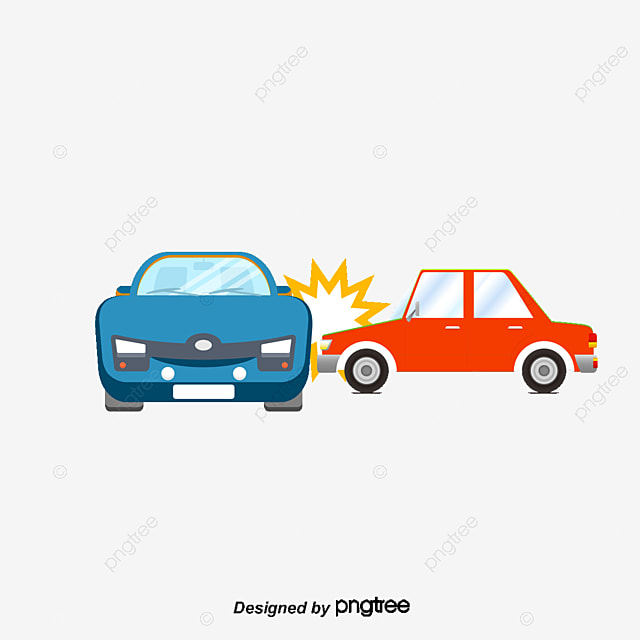 Car Crash Accident, Cars, Collision, Traffic Accident PNG and Vector ...