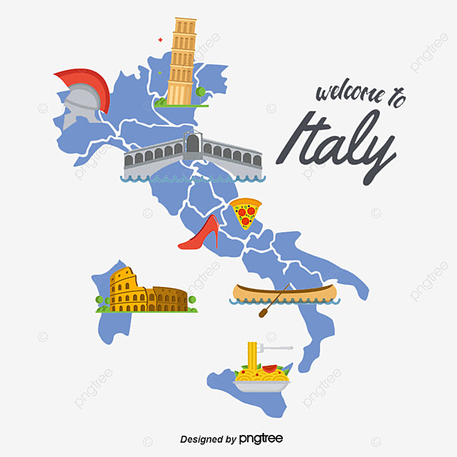 Italy map italy vector png and vector for free download italy map italy vector png and vector gumiabroncs Choice Image