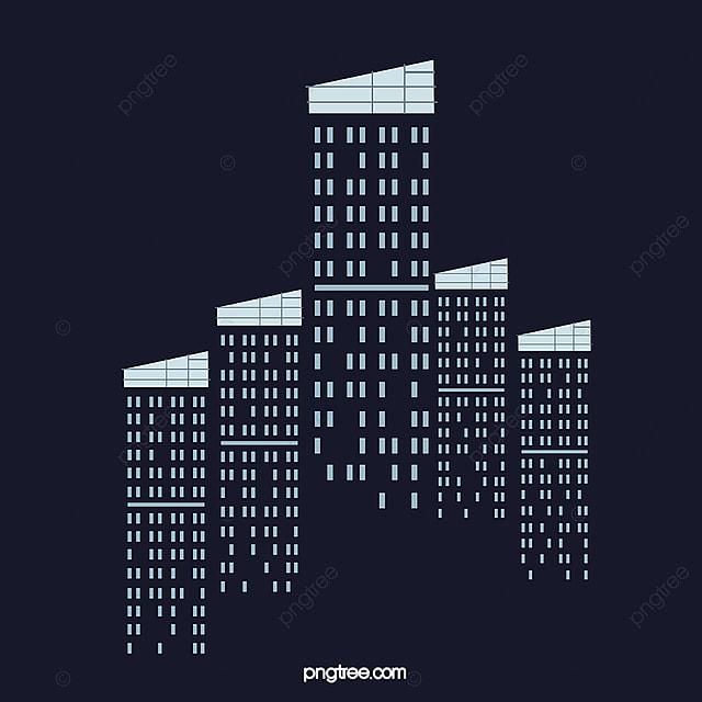 abstraction de conception immeuble ville abstraction carr u00e9