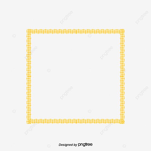 cadre de dessin anim couleur collocation jaune png et vecteur pour t l chargement gratuit. Black Bedroom Furniture Sets. Home Design Ideas