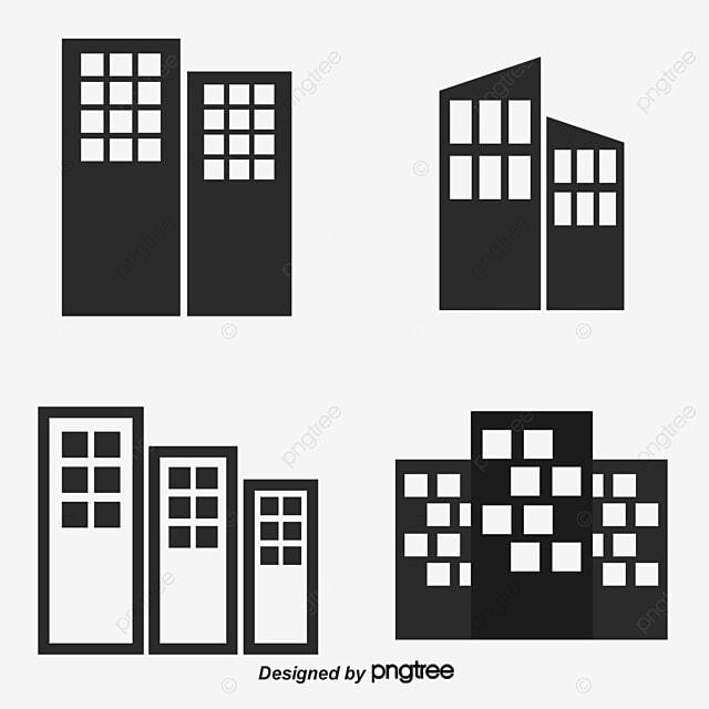 arquitetura design de logotipo a cidade a constru231227o de