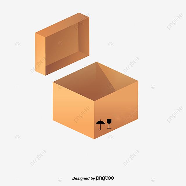 ouvrir le carton de vecteur vecteur bo u00eete en carton ouvrir