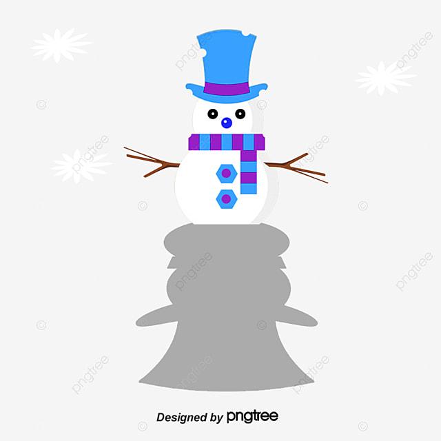 Snowman Pattern Elementos De Natal Natal Do Boneco De Neve