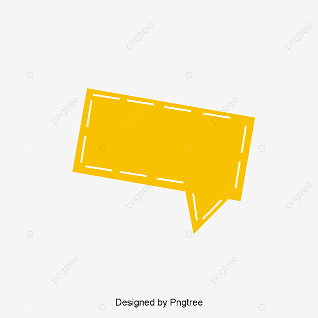 Free Text Input Box Vector Decorative Material To Pull
