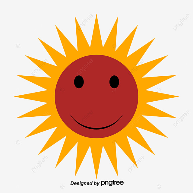 smiling sun smile sun vector png and vector for free download rh pngtree com Smiling Sun Coloring Page Smiling Sun Coloring Page