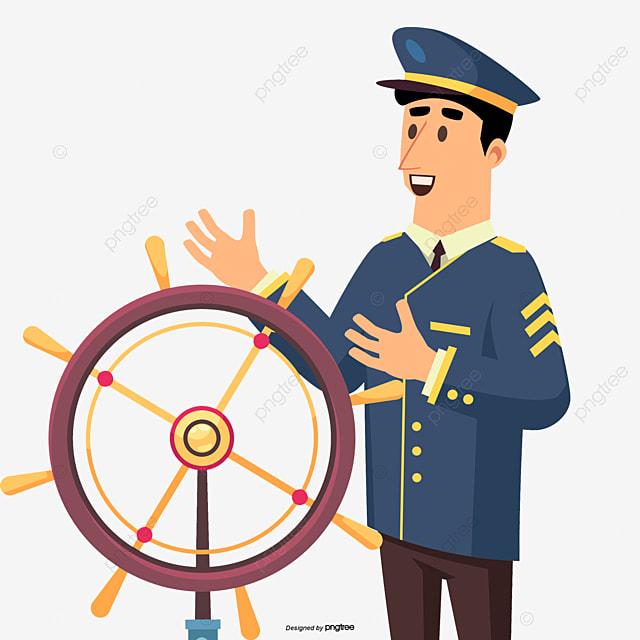 Le capitaine de dessins anim s dessin le capitaine le disque de roue png et vecteur pour - Image de dessin anime gratuit ...
