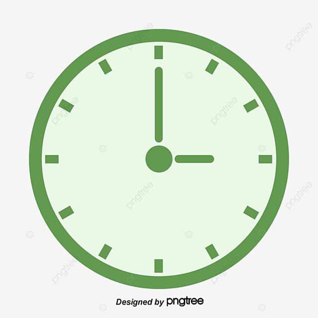 Clock Vector Material, Clock Vector, Time, Clock PNG And