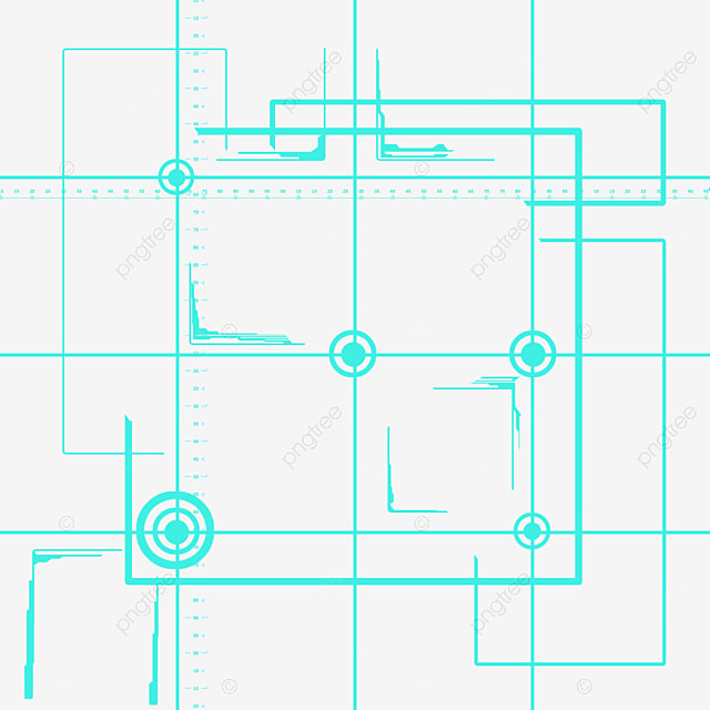 Sci Fi Blue Square Science Fiction Png Image And
