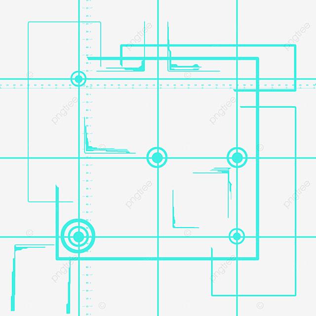 3d sci fi blue square  3d  blue  science fiction png image Church Growth Clip Art Business Development Clip Art