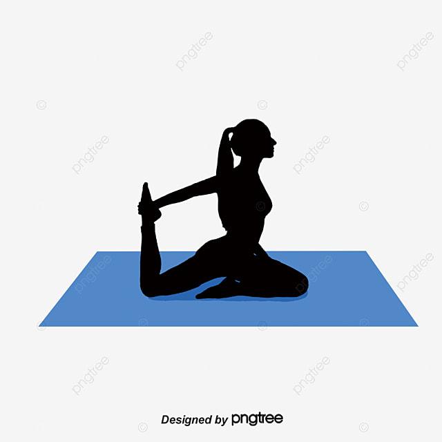 Un Tatouage De Femmes Yoga Yoga Affiche La Sante De La Femme
