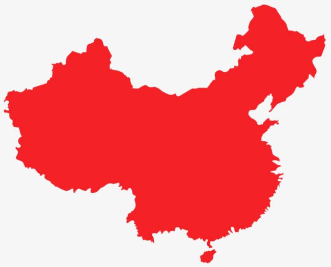 Slikovni rezultat za china map red