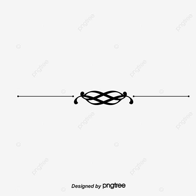 follaje decorativo l u00edneas l u00edneas divisorias  ramas y hojas single swirl line clip art Black Swirl Clip Art