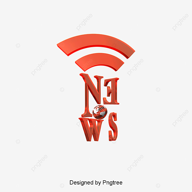 news logo news center tv station wireless png and psd