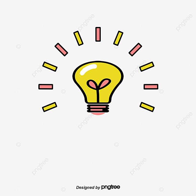 Lâmpada Led Amarelo Amarelo Luz A Lâmpada Png E Vetor Para Download