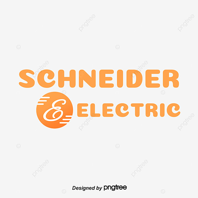 Schneider Electric Logo Vector Company Elements PNG And