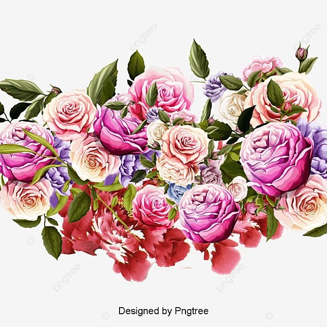 Hand painted flowers hand painted pink flowers png image and hand painted flowers hand painted pink flowers png image and clipart mightylinksfo