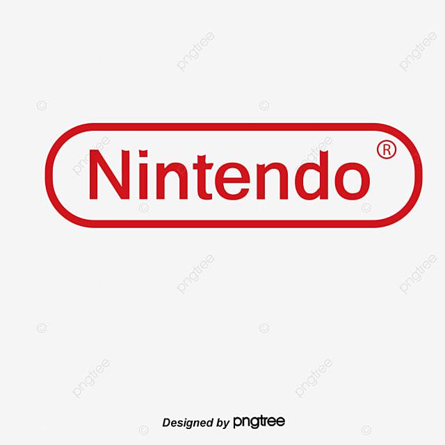 nintendo logo vector logo elements red logo vector png and vector rh pngtree com super nintendo logo vector nintendo vector logo