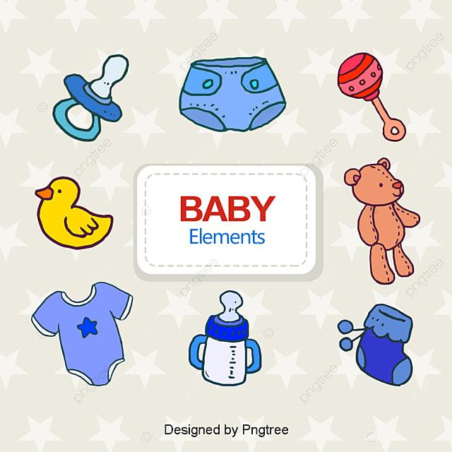 vector material loaded milk baby bottle milk clipart baby clipart rh pngtree com baby bottle vector free baby bottle vector free download