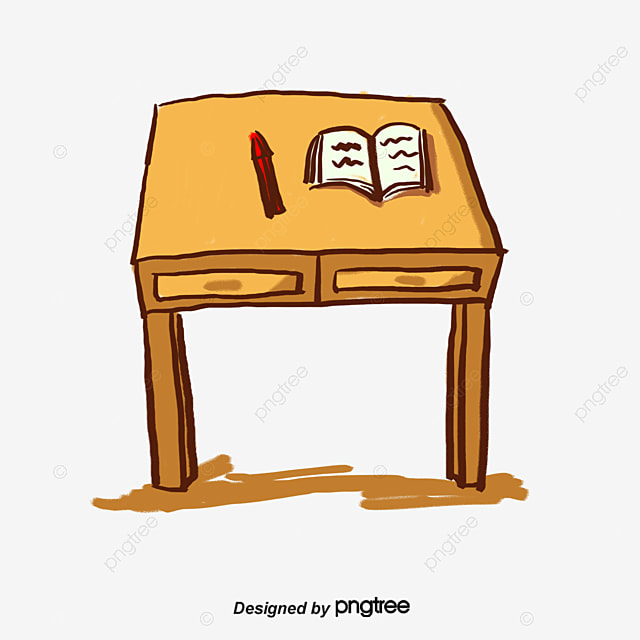 English Books On The Table Table Vector English Table Png And