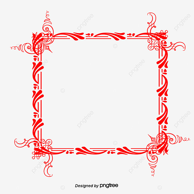 red border vector wireframe border vector vector wireframe