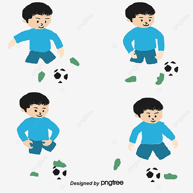 youth football cartoon vector football clipart cartoon clipart rh pngtree com football cartoon clipart free broken foot cartoon clipart