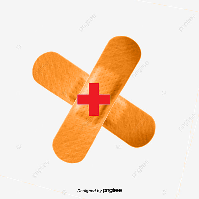 Creative Band Aid Band Aid Material Cartoon Png And Psd File For