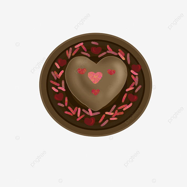 chocolate background decoration chocolate clipart