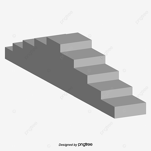 Ordinaire Vector Stair Steps, Vector, Stairs, Stairs PNG And Vector
