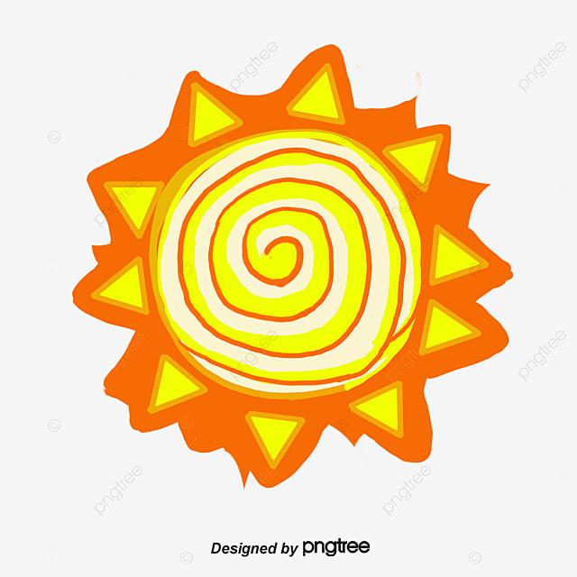 Sol Sol Vector Amarillo, Sol, Sol Sol, Vector Sol Amarillo