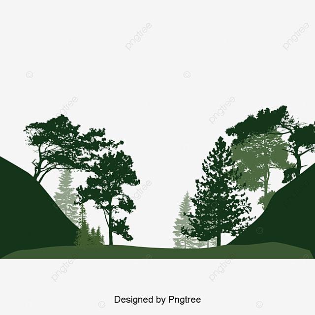 Graphic Design Tree Logo