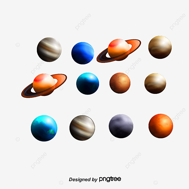 Solar System Planets And Moons Solar System Planet
