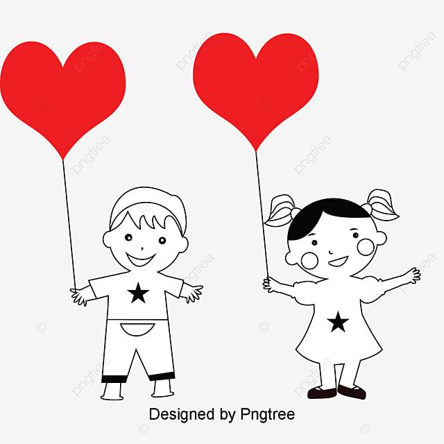 Artwork Valentine Couple Illustration Vector Graphics Artwork
