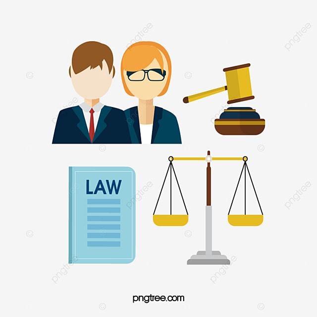 Lawyer Logo Design Vector Free