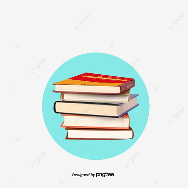 Vector De Color Libros Libros, Libro, Libros, Vector PNG y Vector ...