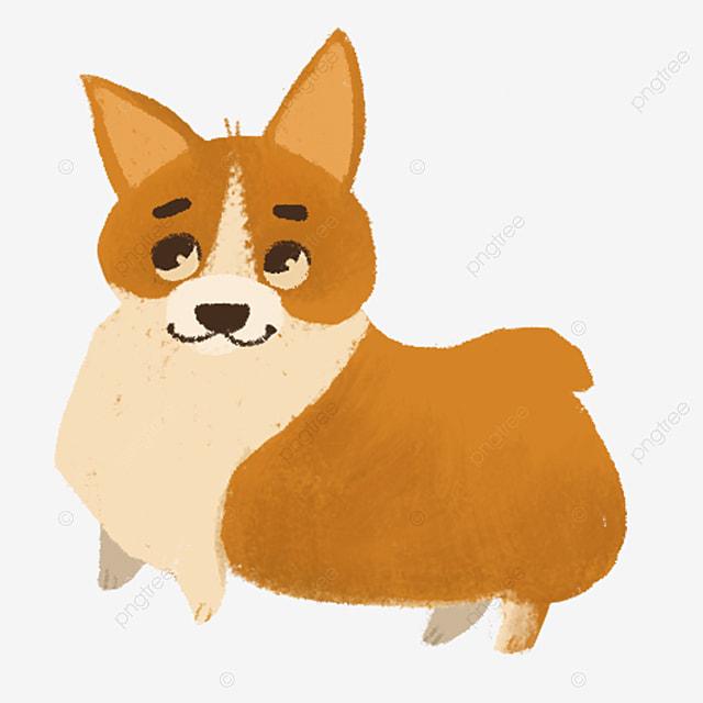 gráfico de vetor de desenhos animados cão dos desenhos animados