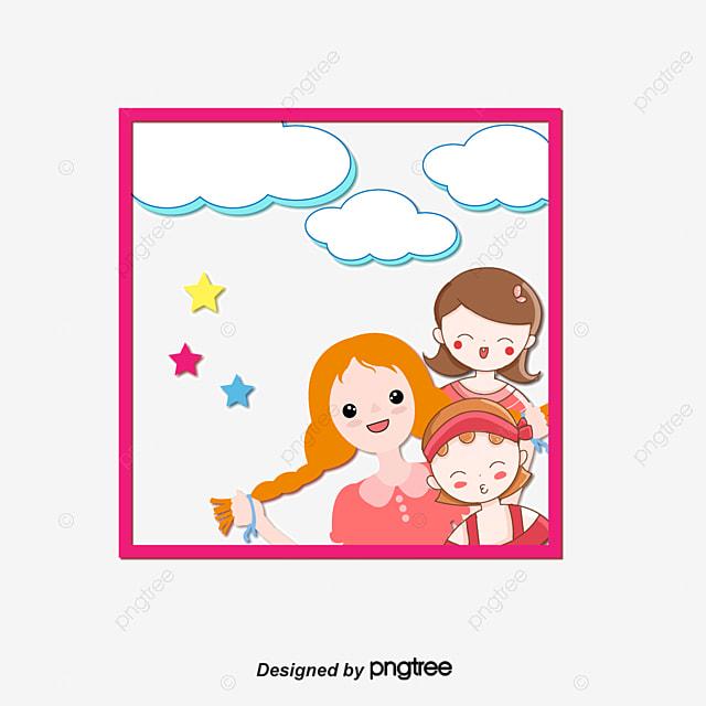 Los Niños Y Los Niños Dibujos Animados Carteles Material Promocional ...