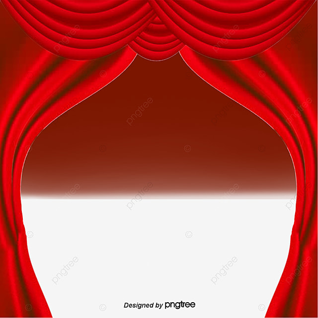 Blue stage curtains blue stage curtain png and psd file for Theatre curtains psd